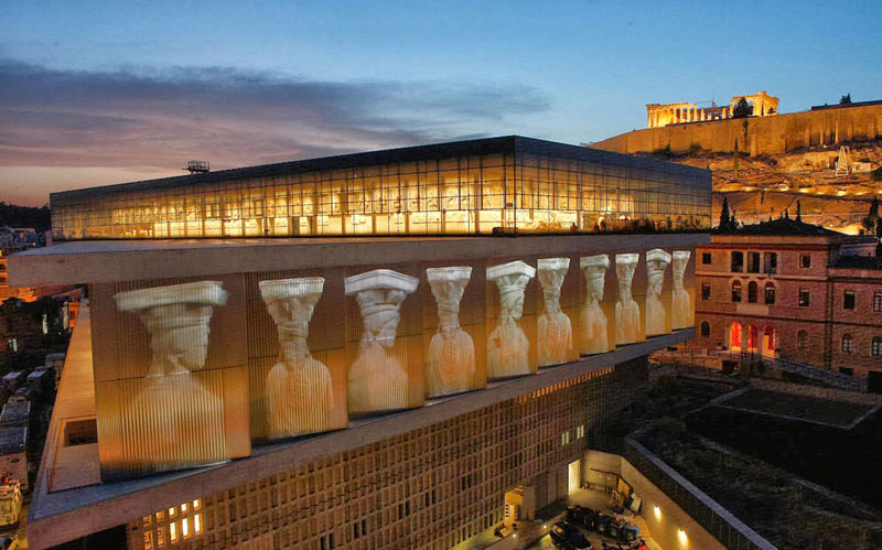 The New Acropolis Museum - 2 hrs