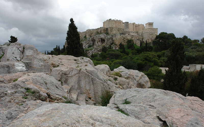 The Athens Acropolis
